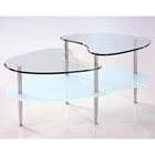 38 Mariner Oval Coffee Table C38B5
