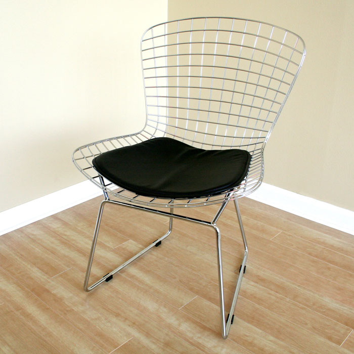 Bertoia Style Wire Side Chair - WI-8320