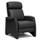 Aberfeld Modern Recliner Club Chair - Black - WI-A-062-BLACK