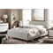 Laurio Upholstered Bed - Button Tufted - WI-BBT6534A1-BED