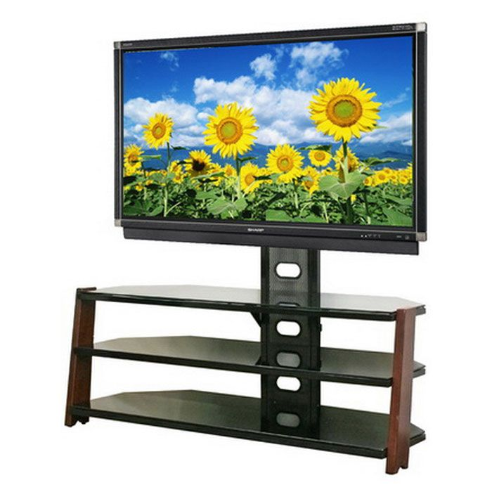 Preston TV Stand with Integrated Mount