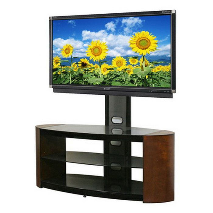 Opheim TV Stand with Integrated Mount