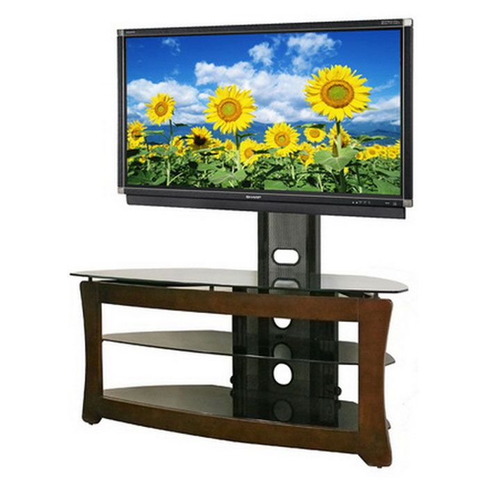 Bancroft TV Stand with Integrated Mount