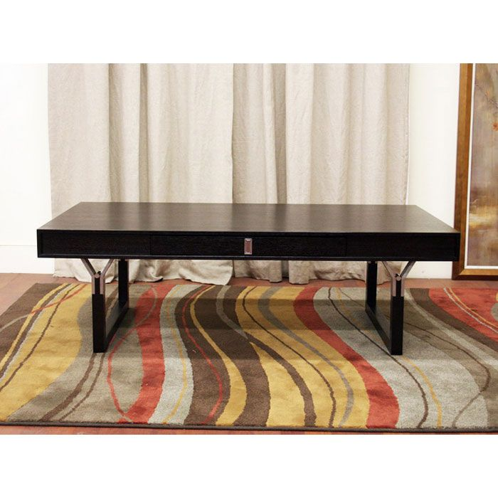 Repton Wenge Wood Coffee Table - WI-C145-WE