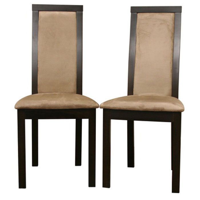 Pollard Wenge Modern Dining Chair