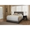 Brookfield Upholstered Bed - Grid-Tufting - WI-CF8747B-BED