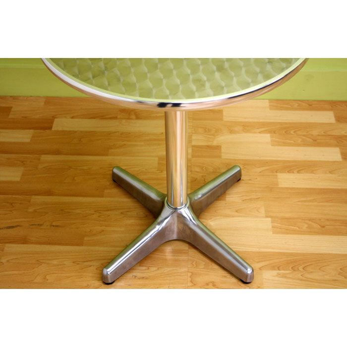 Eustace Round Bistro Table - WI-DR71358