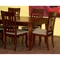 Juliana 7 Piece Rectangular Extendable Dining Set - WI-DS18120-DS18122-SET
