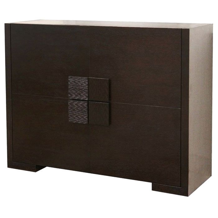 Chatham Wood Multifunction Storage Cabinet