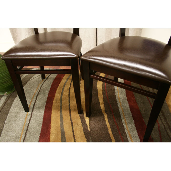 Serena Dark Brown Dining Chair - WI-SERENA-DC-107-540