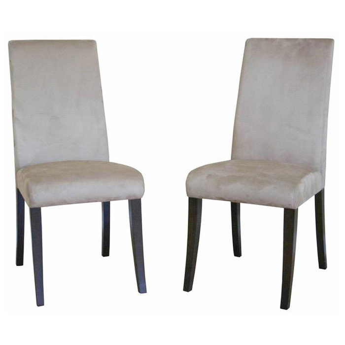 Keith Microfiber Dining Chair
