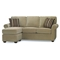 Penelope Reversible Chaise Sofa - WIND-PR2104-CHAISESOFA