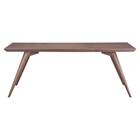 Stockholm Walnut Dining Table