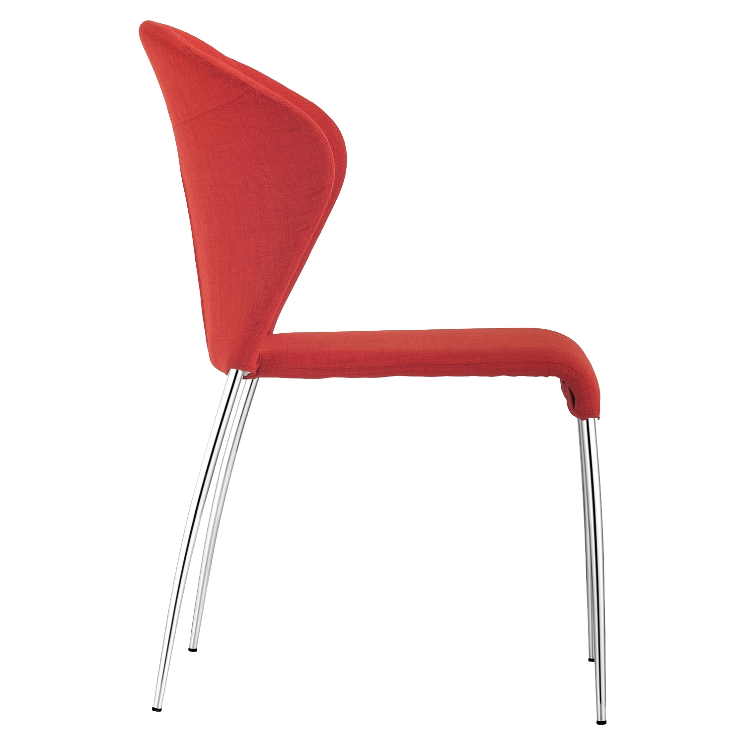 Oulu Dining Chair - Tangerine - ZM-100041