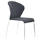 Oulu Dining Chair - Graphite - ZM-100042
