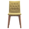 Orebro Dining Chair - Tufted, Pea