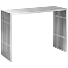 Novel Console Table - Stainless Steel