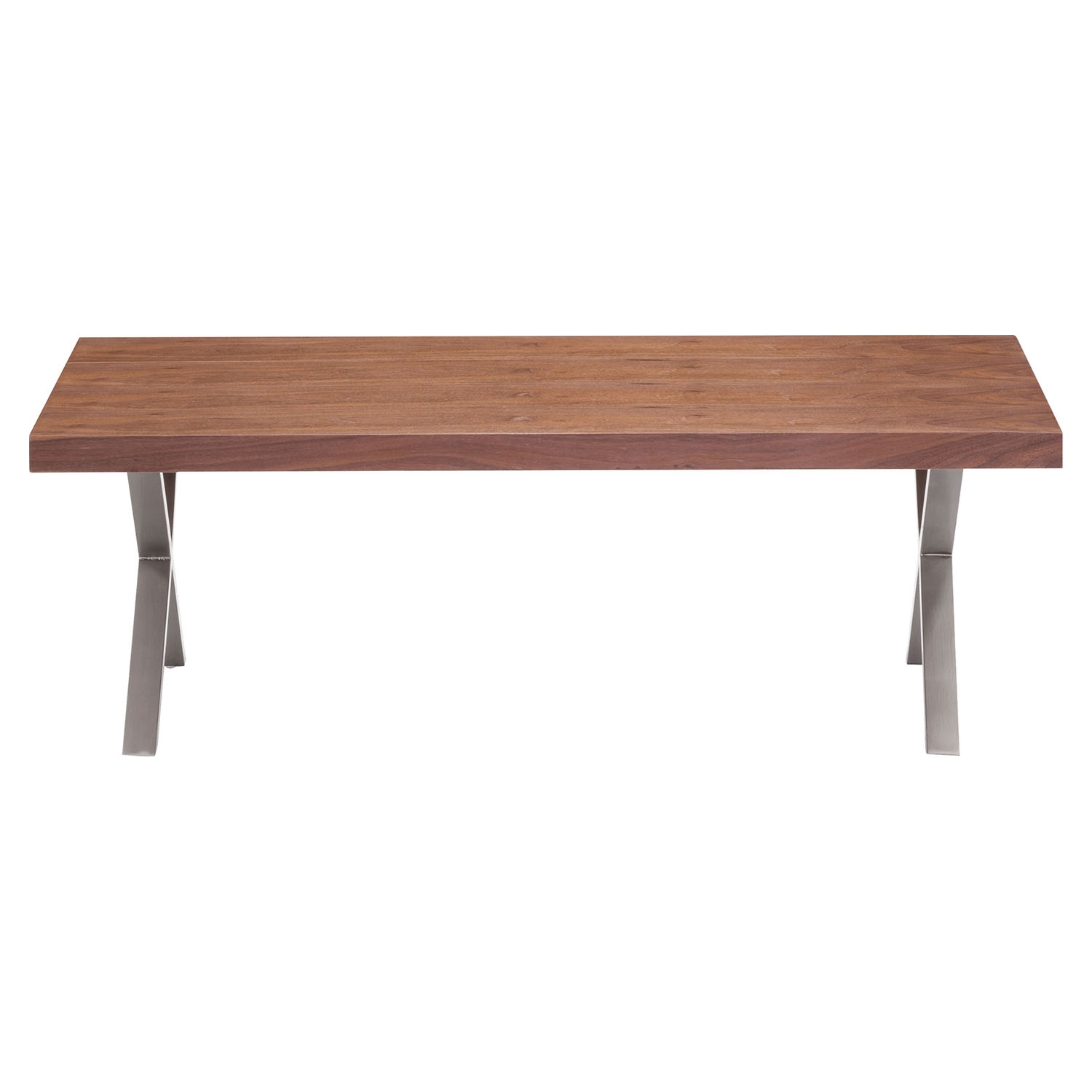 Renmen Walnut Coffee Table