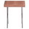 Renmen Walnut Side Table - ZM-100089