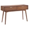 Design District Walnut Console Table - ZM-100093