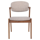 Brickell Dove Gray Dining Chair