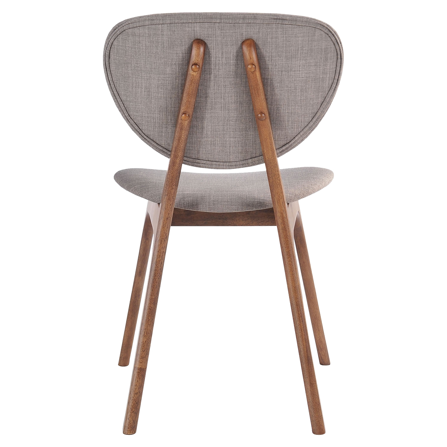Omni Dove Gray Dining Chair - ZM-100114