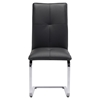 Anjou Dining Chair - Black