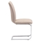 Anjou Dining Chair - Taupe - ZM-100122