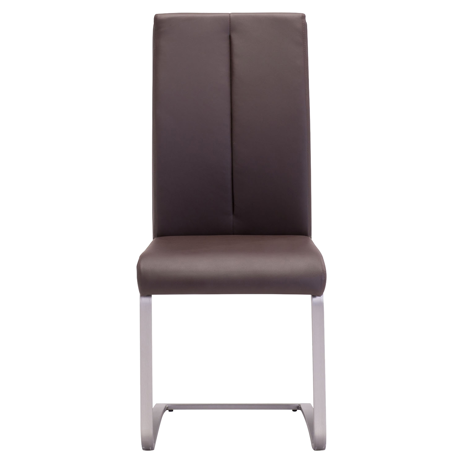 Rosemont Dining Chair - Brown - ZM-100137