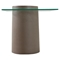Monolith Side Table - Cement - ZM-100194