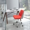 Season Office Chair - Orange and Beige - ZM-100234