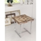Collage Side Table - Natural - ZM-100257