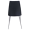 Whisp Dining Chair - Black - ZM-100264