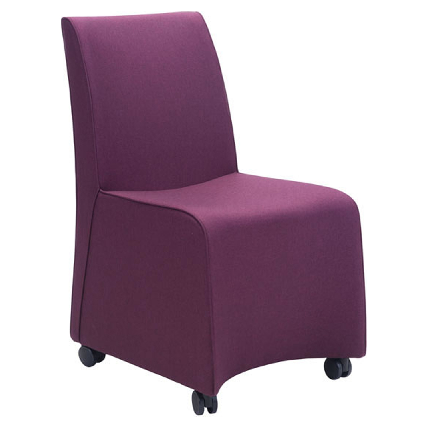 Whittle Dining Chair - Purple
