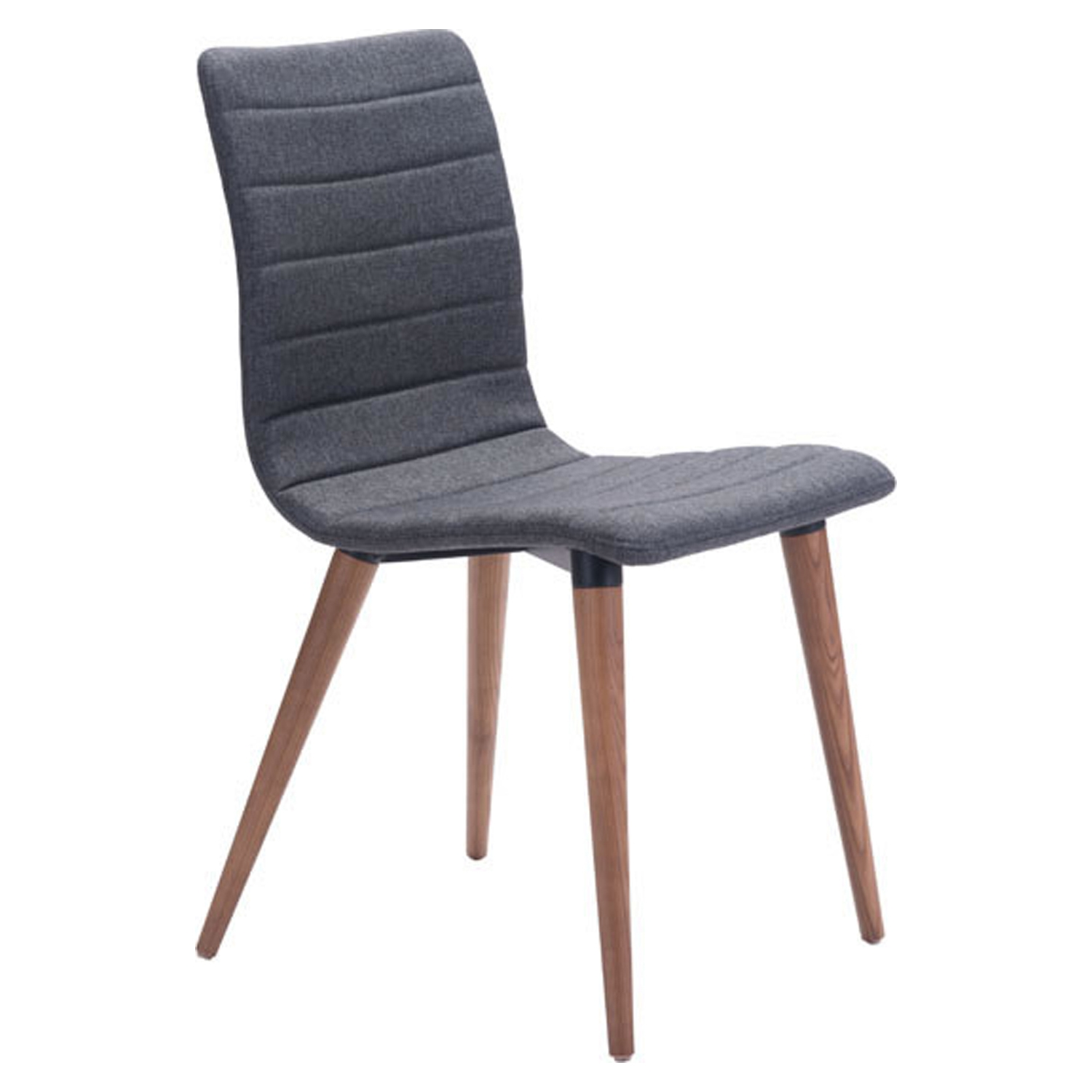 Jericho Dining Chair - Gray - ZM-100274