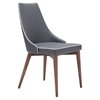 Moor Dining Chair - Dark Gray