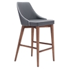Moor Counter Chair - Dark Gray