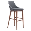 Moor Bar Chair - Dark Gray