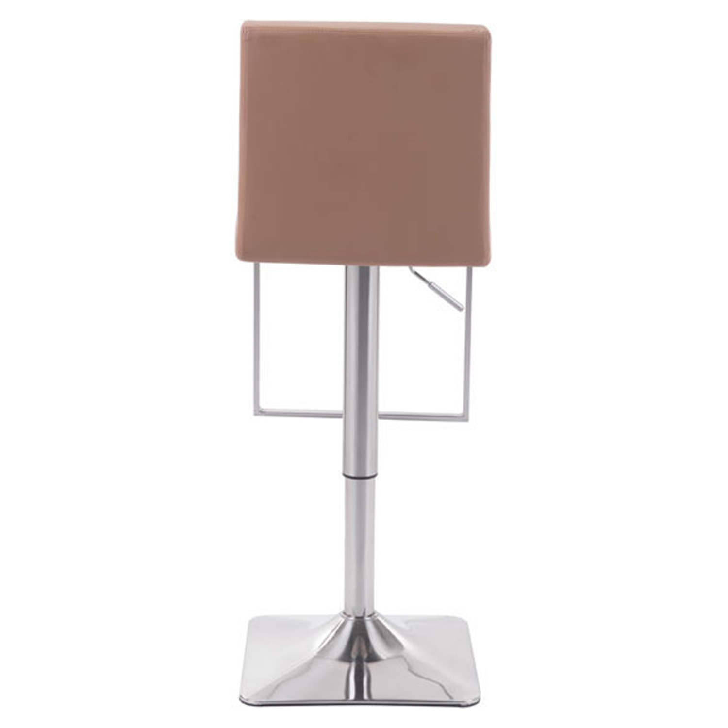 Puma Bar Chair - Adjustable, Taupe - ZM-100312