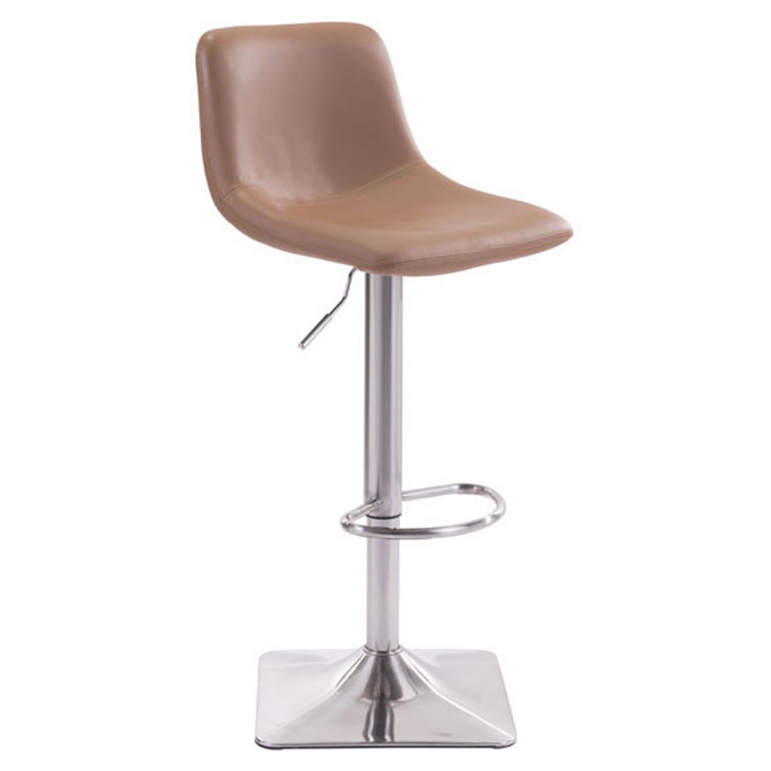 Cougar Bar Chair - Adjustable, Taupe