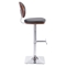 Lion Bar Chair - Adjustable, Black - ZM-100319