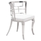 Quince Dining Chair - White - ZM-100332