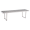 Niles Bench - Stainless Steel - ZM-100336