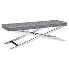 Pontis Bench - Gray
