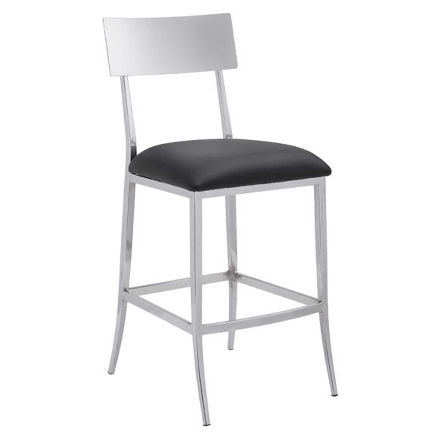 Mach Counter Chair - Black