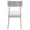 Mach Dining Chair - White - ZM-100380