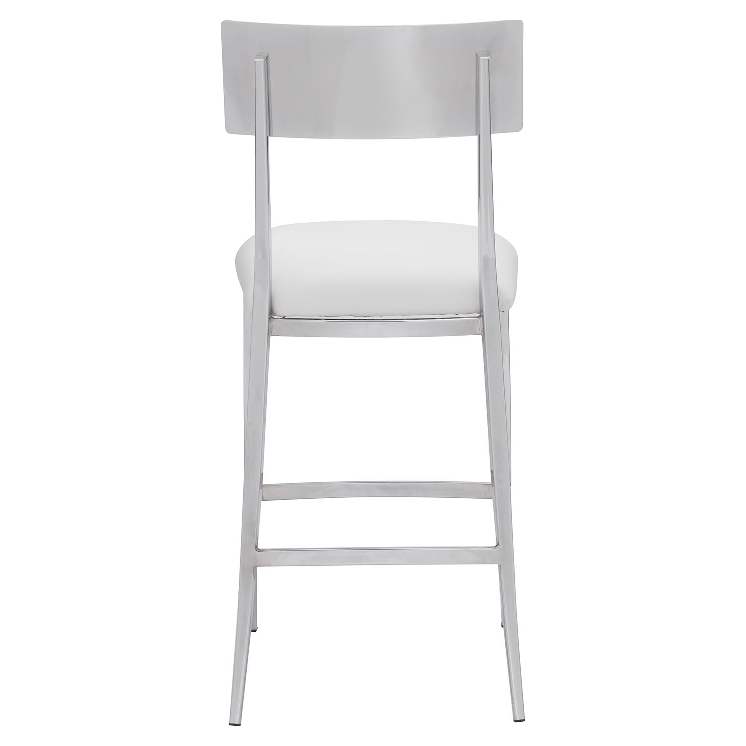 Mach Counter Chair - White - ZM-100381