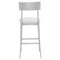 Mach Bar Chair - White - ZM-100382