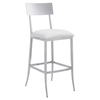 Mach Bar Chair - White