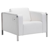 Thor Arm Chair - White